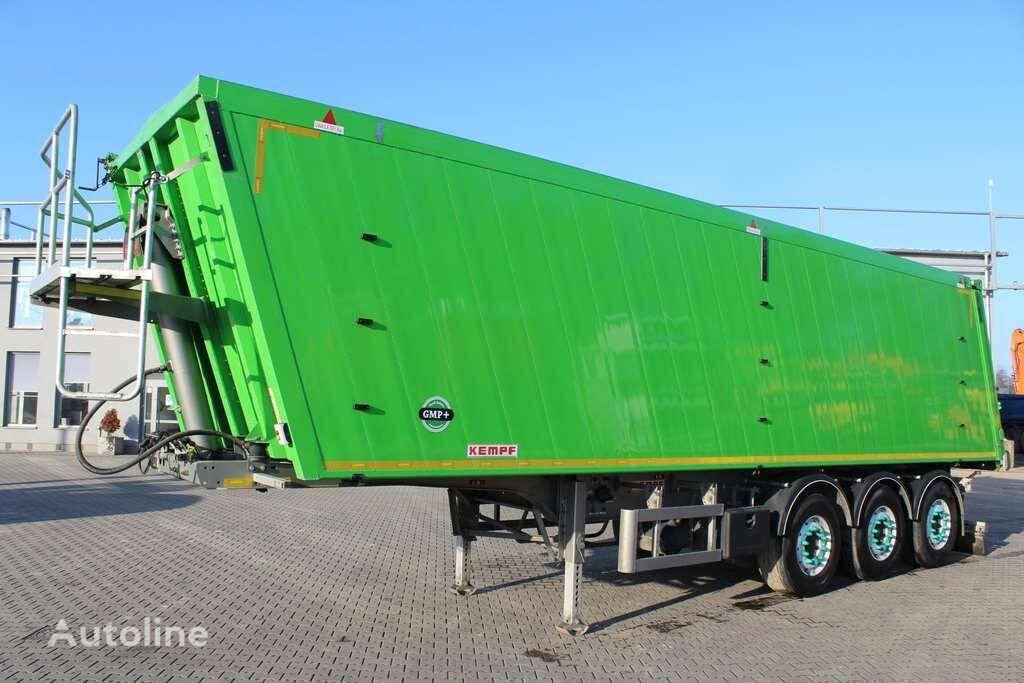 KEMPF SKM 50 tipper semi-trailer