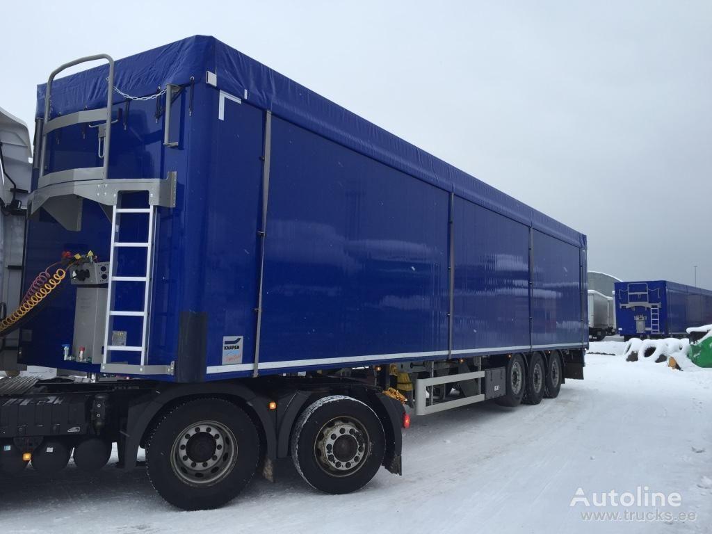 KNAPEN K100/8mm tipper semi-trailer