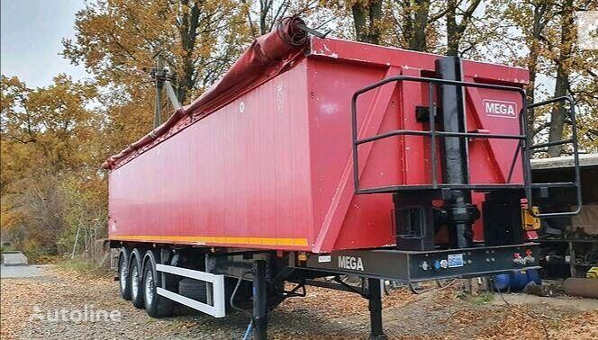 MEGA MNS Saf intrax tipper semi-trailer
