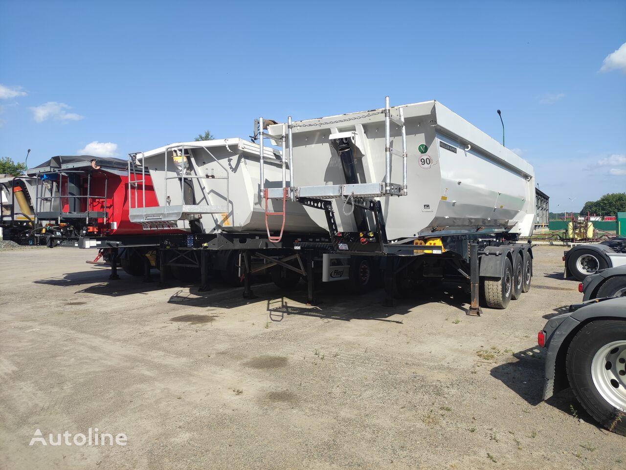 MEILLER HKM v Lizing tipper semi-trailer