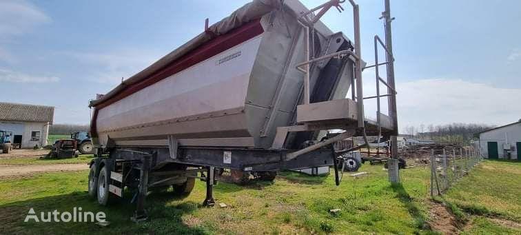 MEILLER MHKS 41/2 tipper semi-trailer