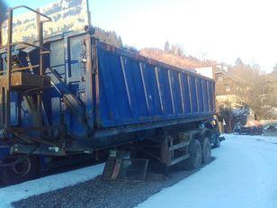 MEILLER MHKS 41/2 G tipper semi-trailer