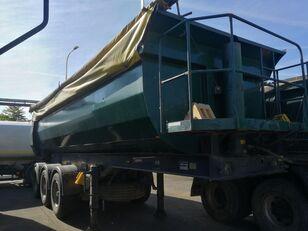 MÖSLEIN SKSM 3 tipper semi-trailer