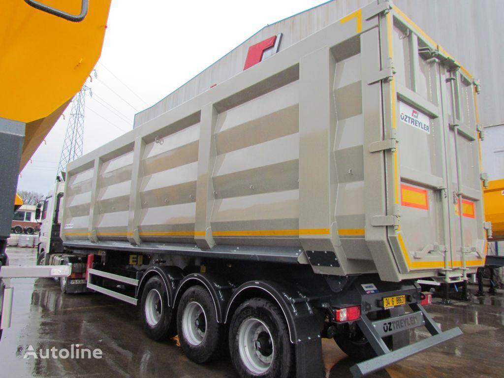 OZTREYLER Öztreyler Scrap Semitrailers 52M3 - 60M3 - 70M3 tipper semi-trailer