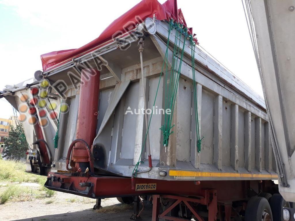PIACENZA ST36 tipper semi-trailer