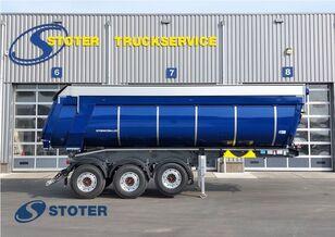 new SCHWARZMÜLLER Asfaltkipper - Naloopas - Alu wielen - Hardox staal - Afdekklepp tipper semi-trailer