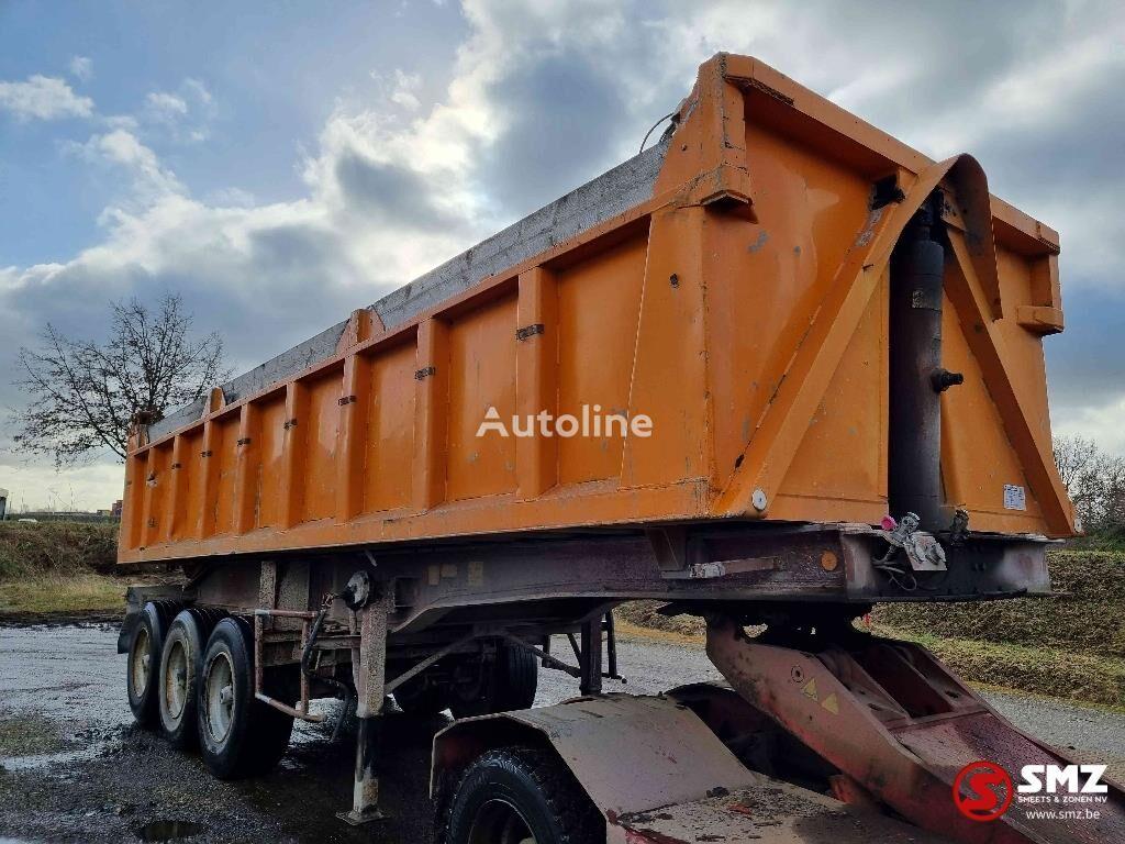 TRAILOR Oplegger Lames/steel/blatt tipper semi-trailer