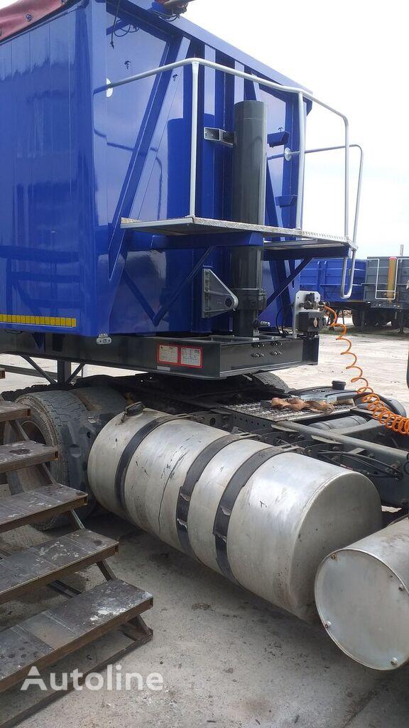 WIELTON GS44 tipper semi-trailer