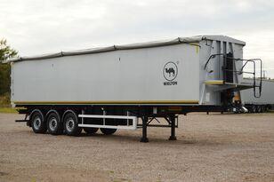 WIELTON NW-3 / FLAP-DOOR / SAF / 67 M3 !!! tipper semi-trailer