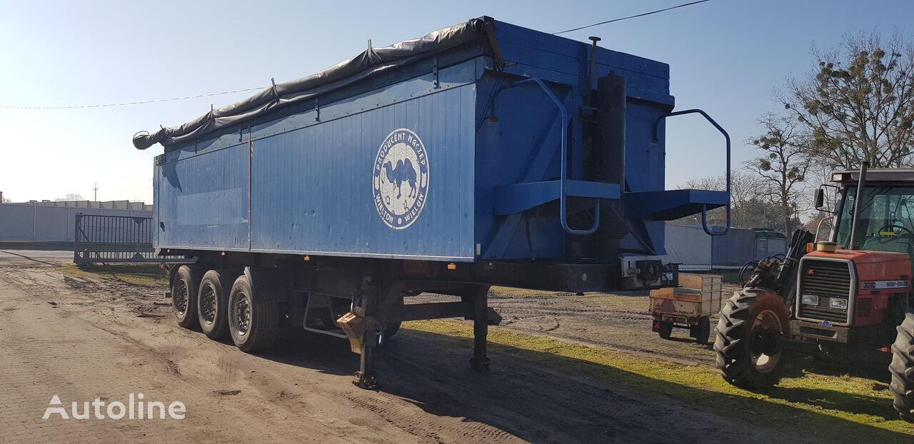 WIELTON NW 33 tipper semi-trailer