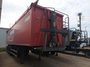 ZASLAW TRAILIS D-653A, Aluminiu, 60m3 , 2014 tipper semi-trailer