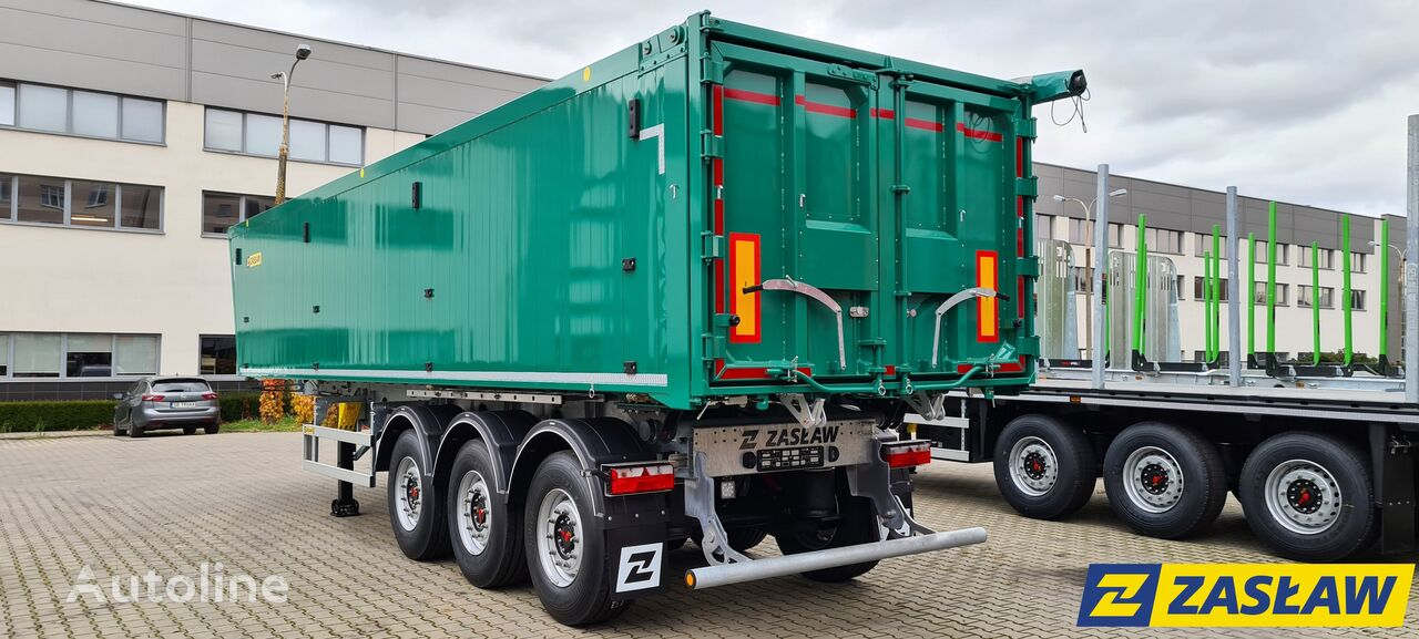 new ZASLAW TRAILIS NW.87.19.AKD.S tipper semi-trailer