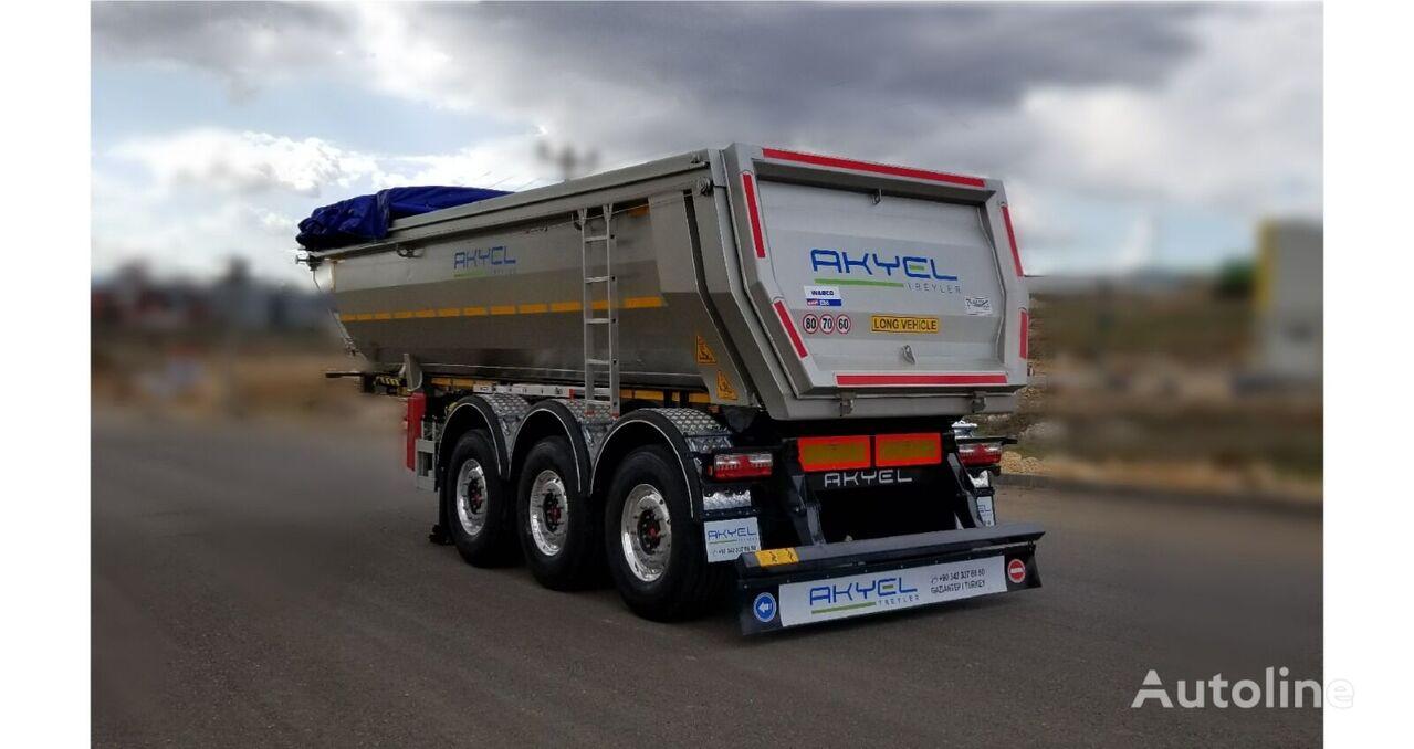 new AKYEL TREYLER Tipping semi trailer  tipper semi-trailer