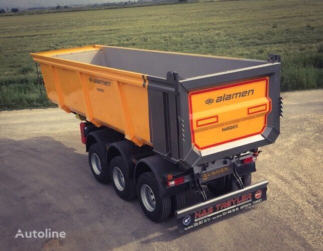new ALAMEN NİRVANA tipper semi-trailer