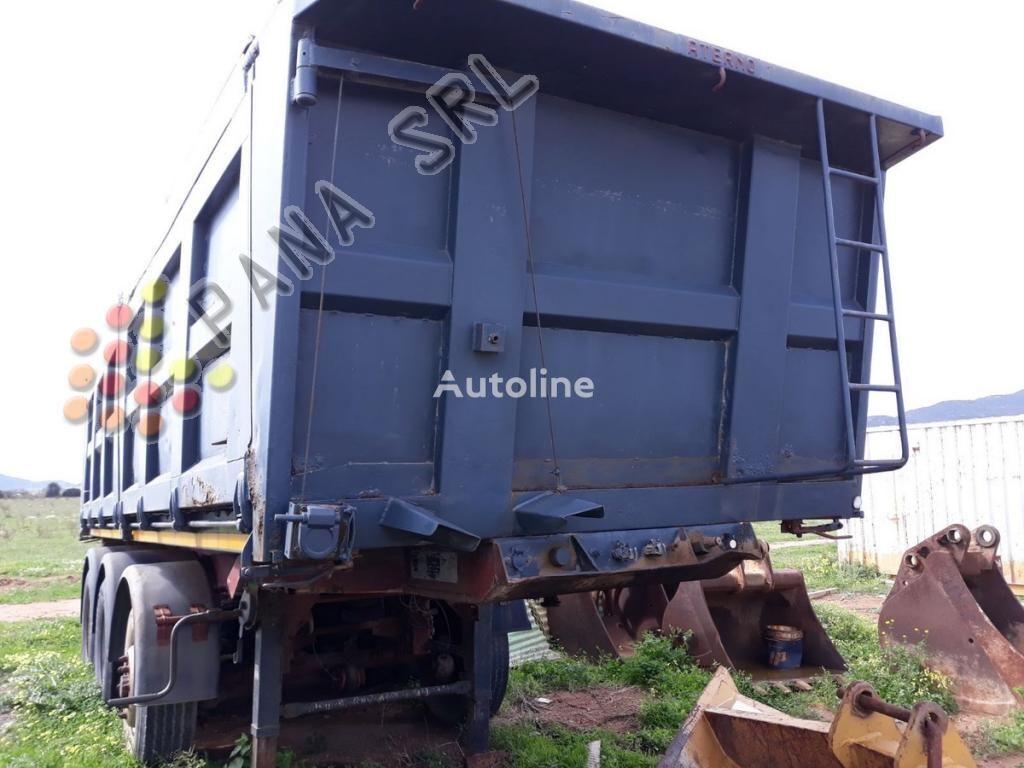 ATERNO PS 36 NC  tipper semi-trailer