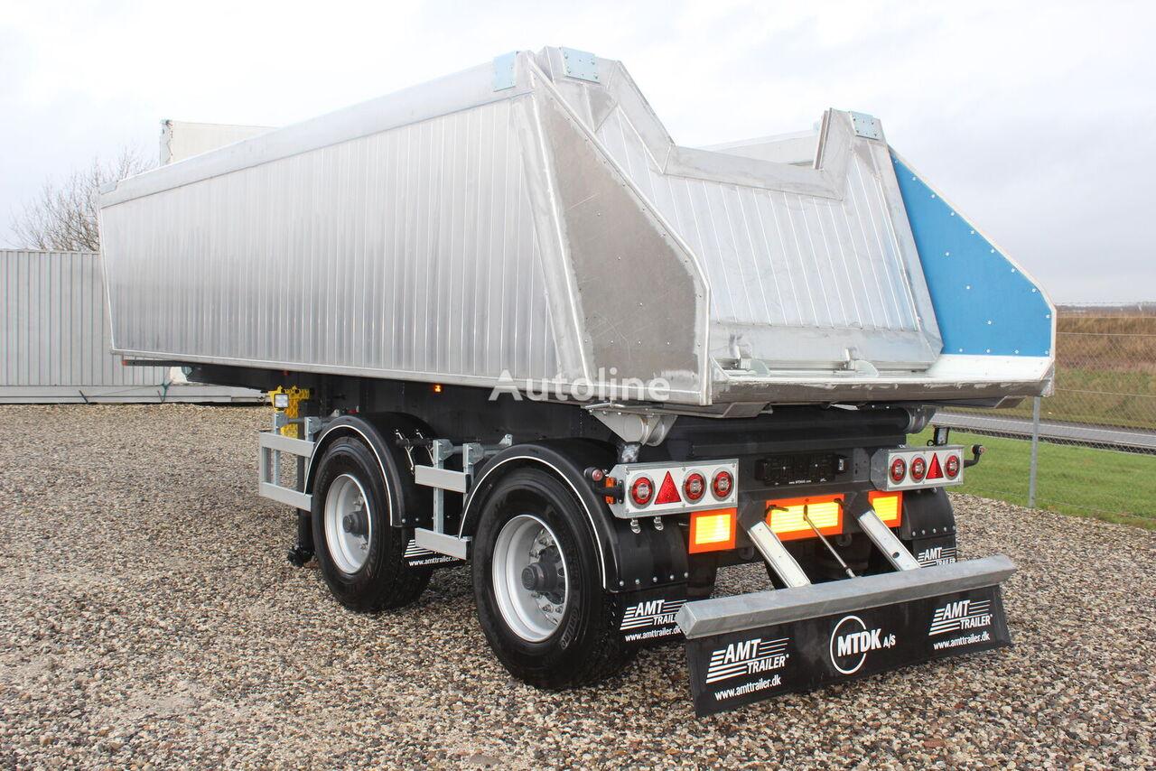 new ATM TG200 tipper semi-trailer