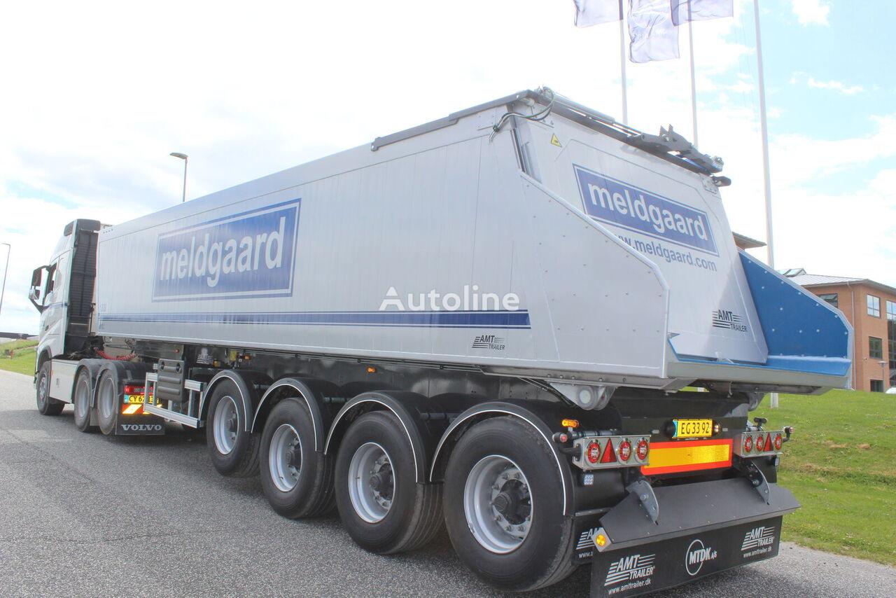 new ATM TGL 400 4 akslet Eco Gravel Tipper tipper semi-trailer