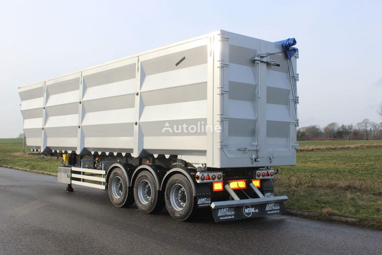 new ATM TV300 tipper semi-trailer
