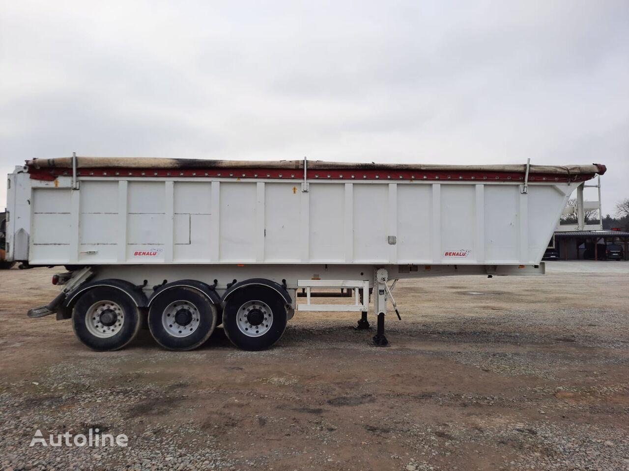 BENALU MULTIRUNNER tipper semi-trailer