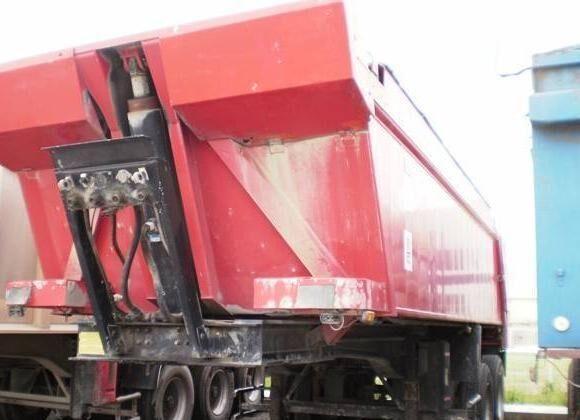BENALU Non spécifié tipper semi-trailer