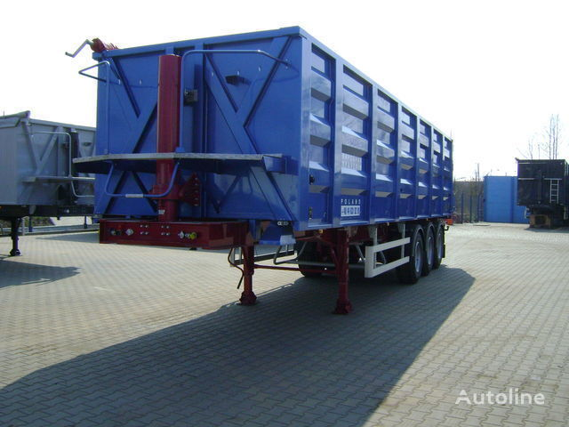 new BODEX tipper semi-trailer