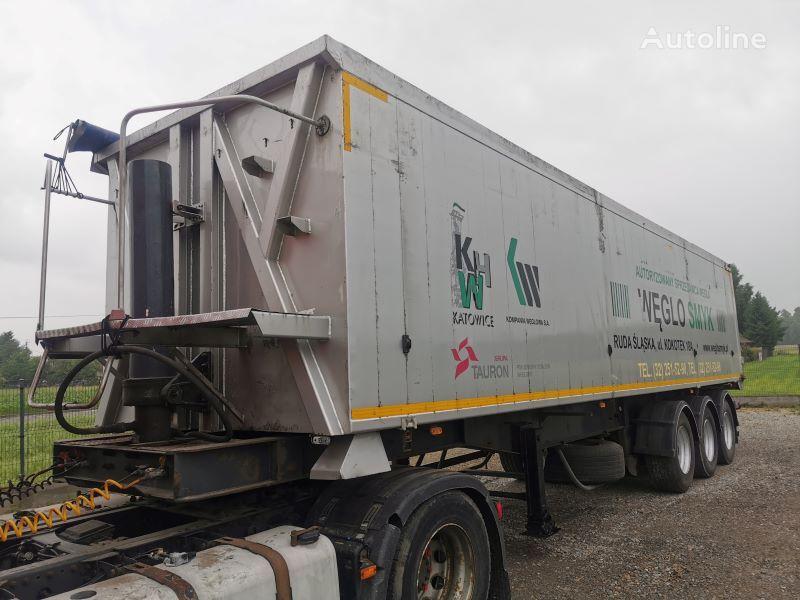 BODEX 50m3 tipper semi-trailer