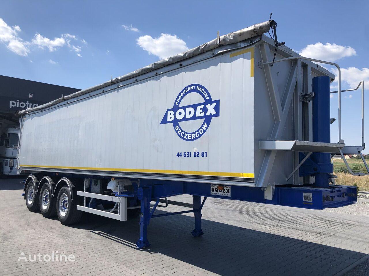 BODEX WYWROTKA 47m3/ Klapo-drzwi/ Saf intrax/ Szyber tipper semi-trailer