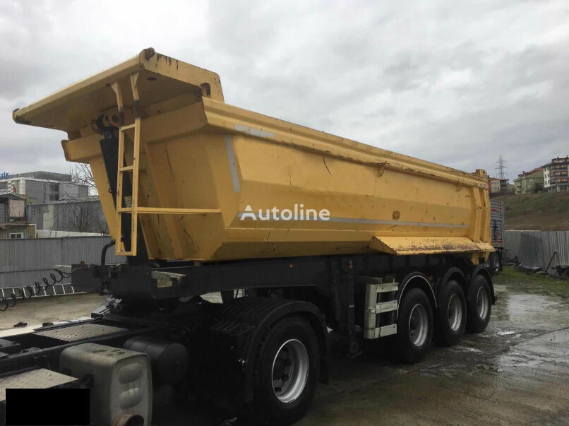 BPW tipper semi-trailer