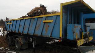 BSS tipper semi-trailer