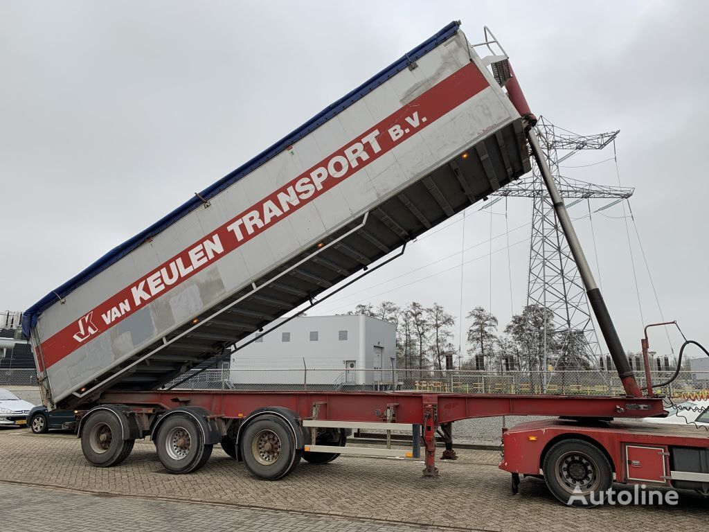 BULTHUIS TSTA 22 3-axle 60M3 Tipper tipper semi-trailer