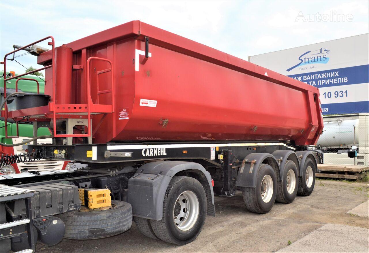 CARNEHL CHKS tipper semi-trailer