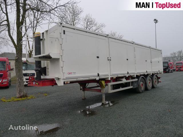 CMT  W25-50 tipper semi-trailer