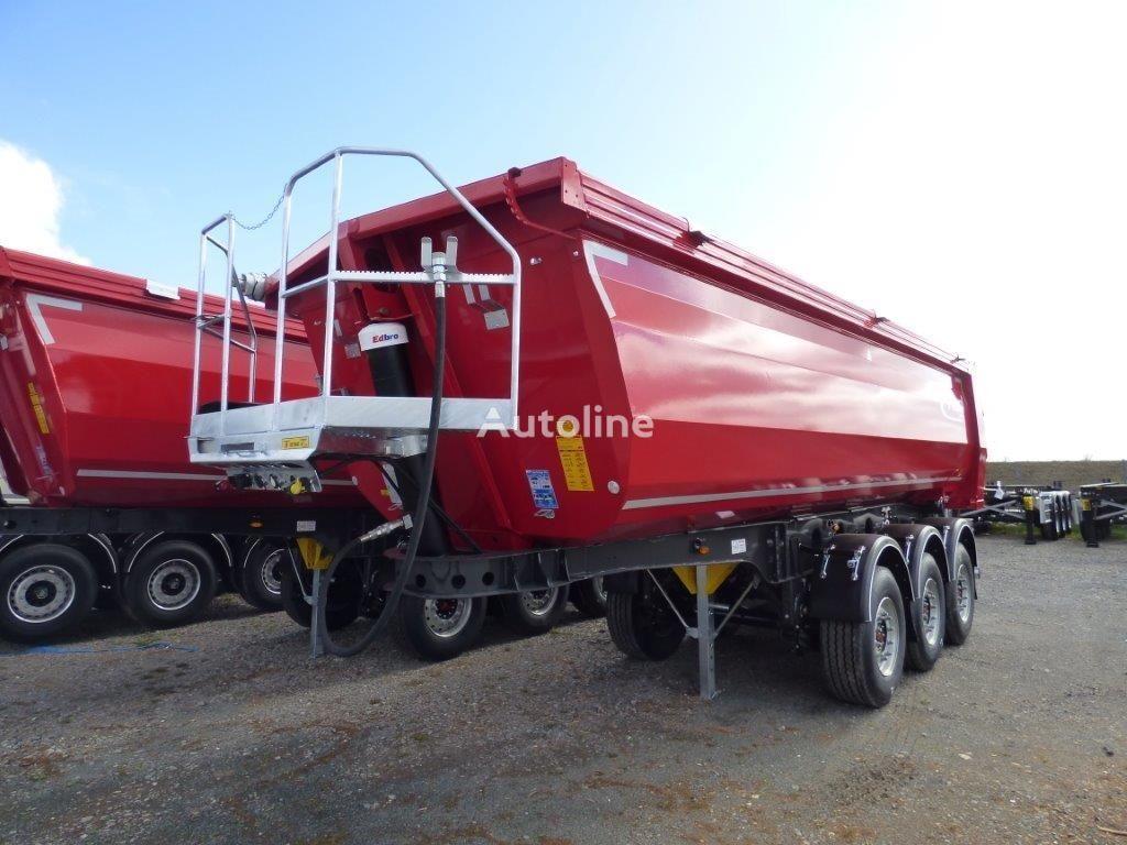 new FLIEGL DHKS 350 Stone Master tipper semi-trailer