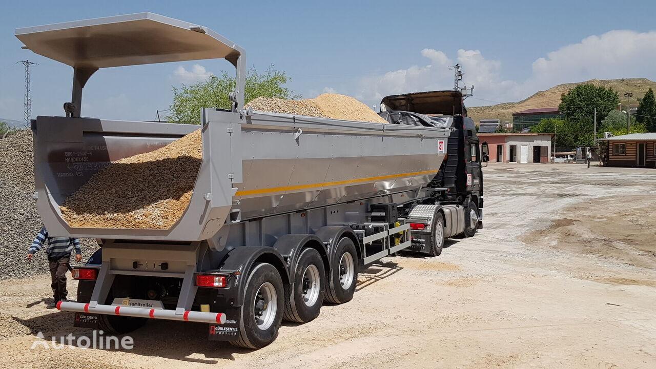 new GURLESENYIL tipper semi trailers tipper semi-trailer