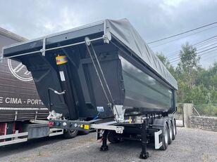 new Galtrailer tipper semi-trailer