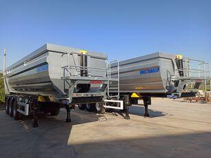 new HASTRAILER 32 m3 tipper semi-trailer