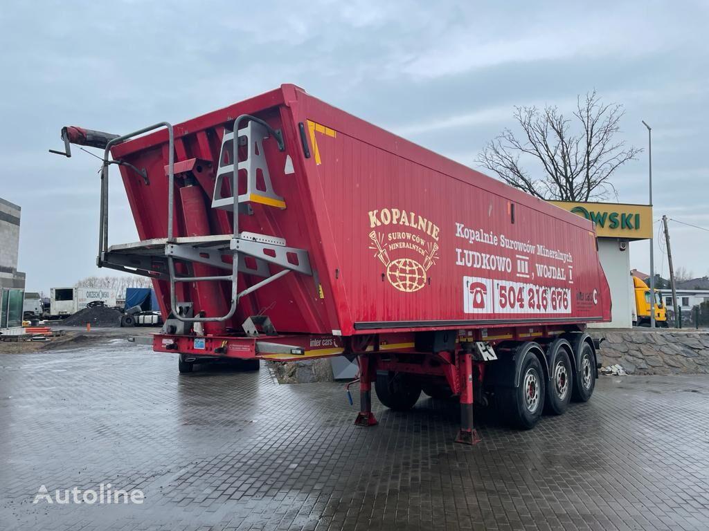Inter Cars tipper semi-trailer