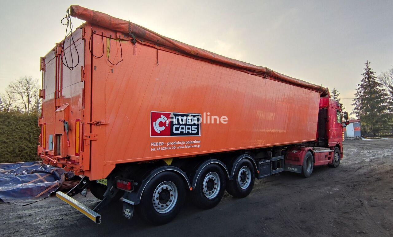 Inter Cars KLAPO-DRZWI tipper semi-trailer