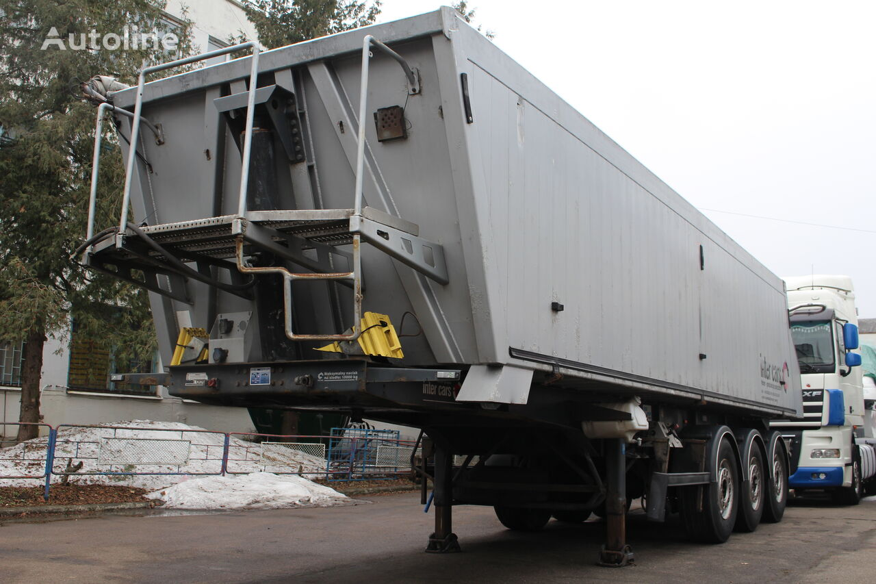 Inter Cars NW Mersedes Intrax tipper semi-trailer