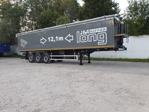 new JM-KIPPER 60m3 aluminium tipper semi-trailer