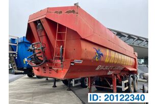 KAISER 28 Cub in Steel tipper semi-trailer