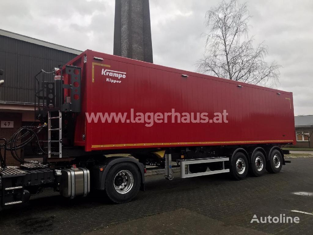 Krampe SATTELAUFLIEGER SKS tipper semi-trailer