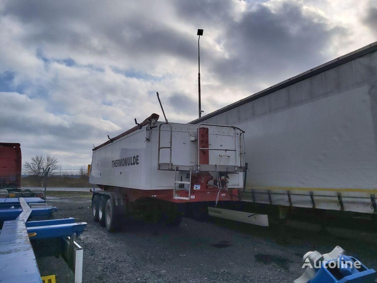 LANGENDORF 2 UNITS  - SKA 24/29 Thermo-mulda 25m3 for bitumen  tipper semi-trailer