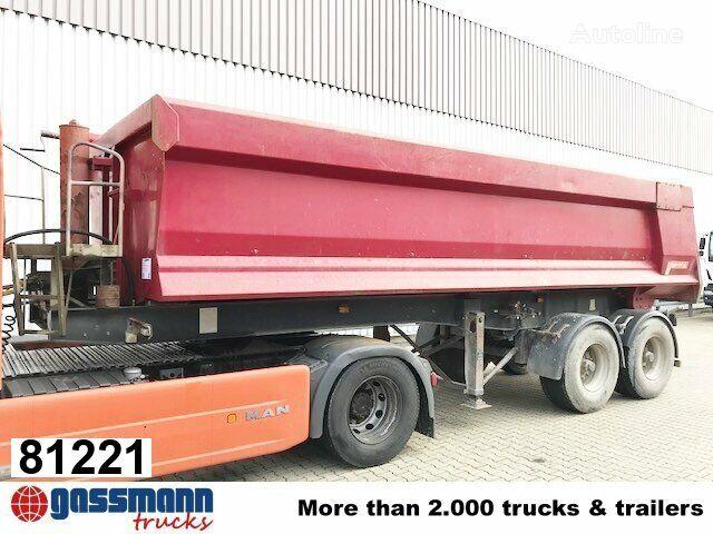 LANGENDORF SKS-HS 18/26   tipper semi-trailer