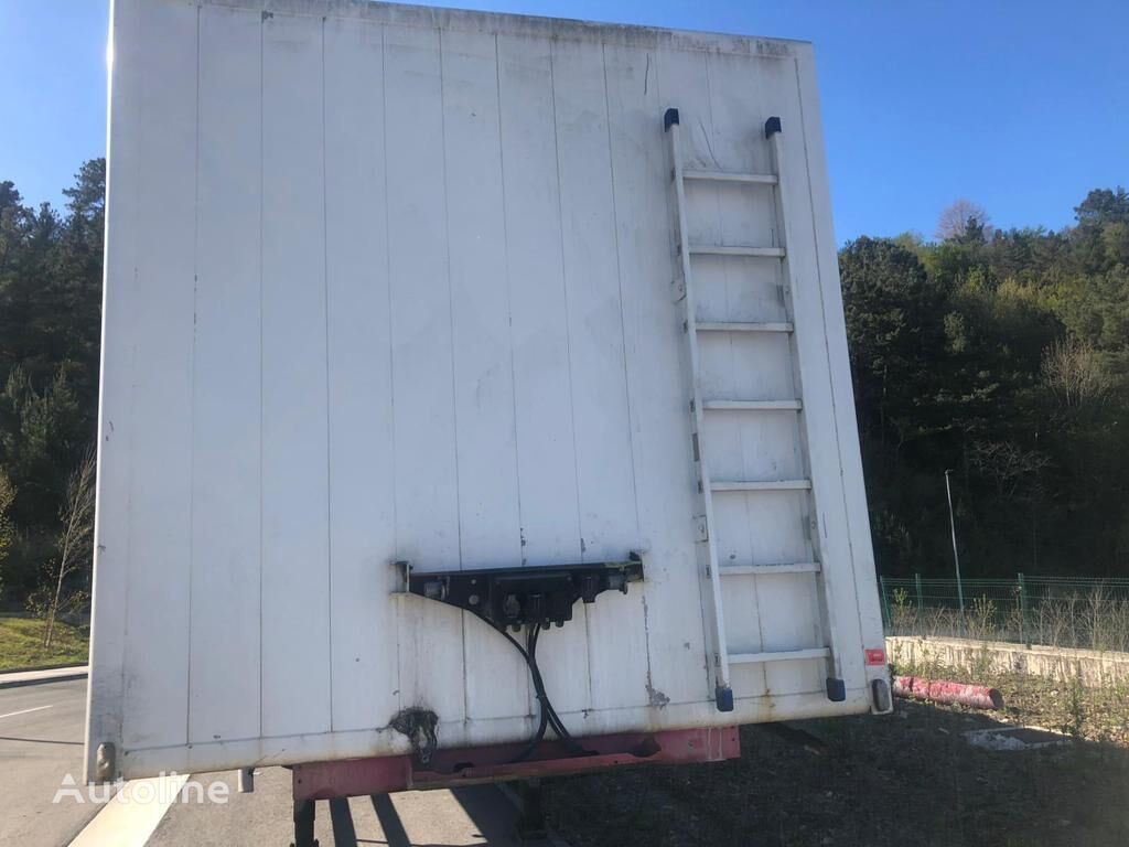 LECI TRAILER tipper semi-trailer