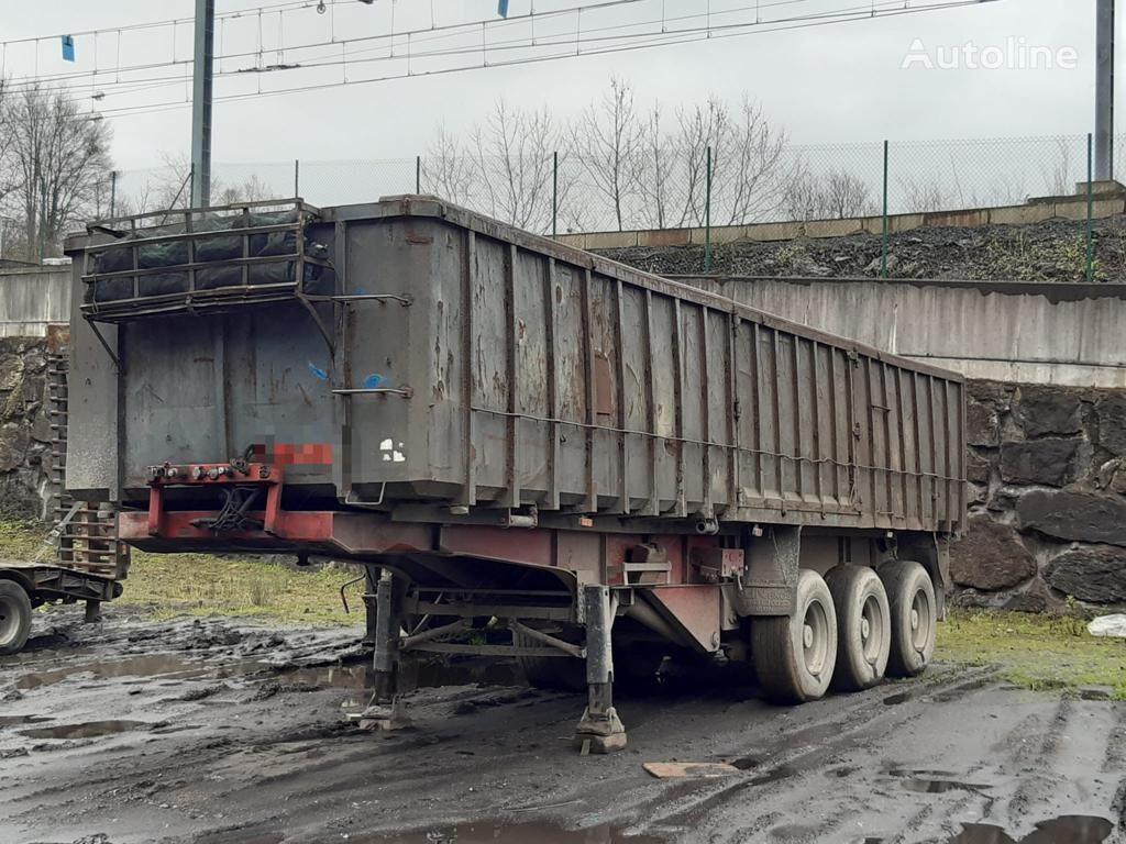 LECINENA tipper semi-trailer