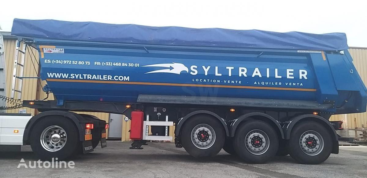 LIDER trailer HARDOX 450 tipper semi-trailer