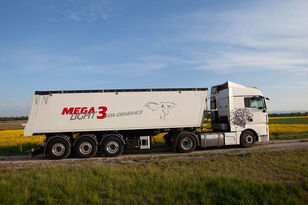 new MEGA LIGHT 3. безналичный расчет с НДС, лизинг,гарантия.  tipper semi-trailer