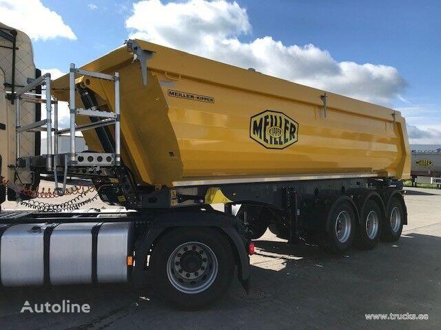 MEILLER MHPS 44/3  tipper semi-trailer