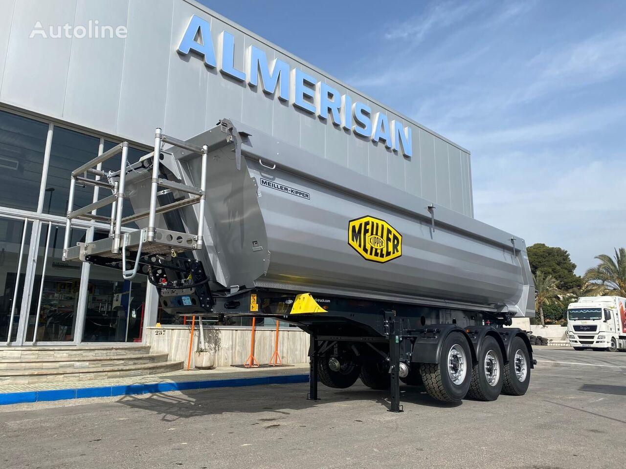 MEILLER  MHPS44/3 tipper semi-trailer